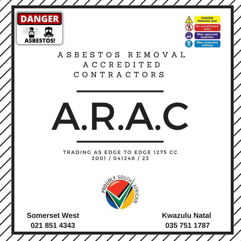 ARAC Asbestos Removal Accredited Contractor